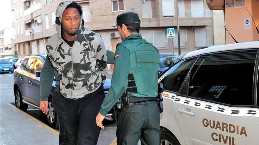 La jueza rechaza el recurso de Semedo y mantiene al futbolista en prisión sin fianza