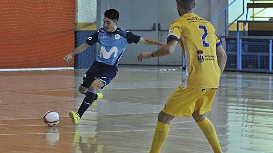 El Inter Movistar B se lleva el título en los penaltis