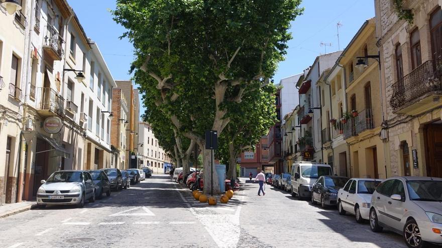 Ontinyent adjudica la redacción del proyecto que reurbanizará la calle Sant Antoni dando prioridad a los peatones