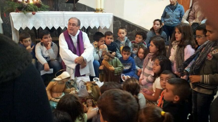 Antonio Berriel Suárez,  sacerdote amigo