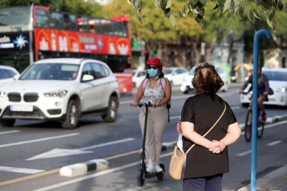 Día sin Coches en València