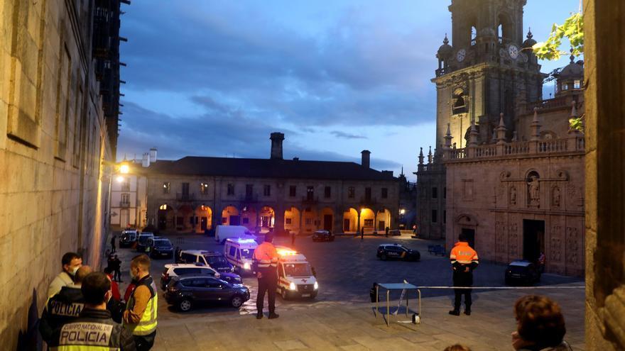 """La Catedral de Santiago, víctima de un falso """"incidente crítico"""""""