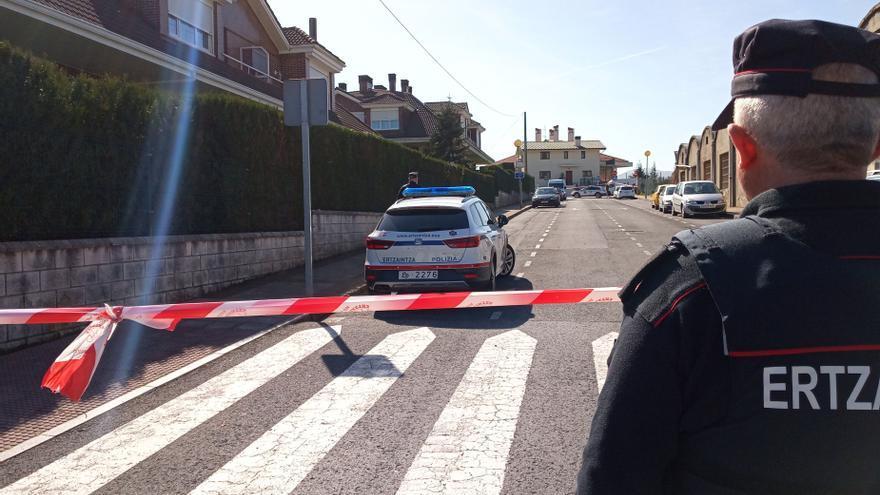 Detenido tras acuchillar a su pareja y huir con su bebé en Vizcaya