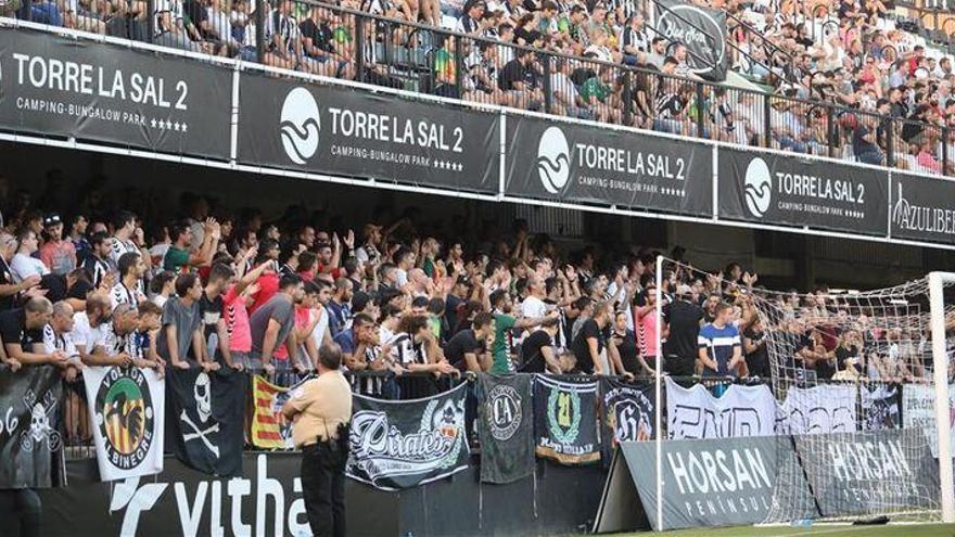 Anima al Castellón en su partido en Tarragona