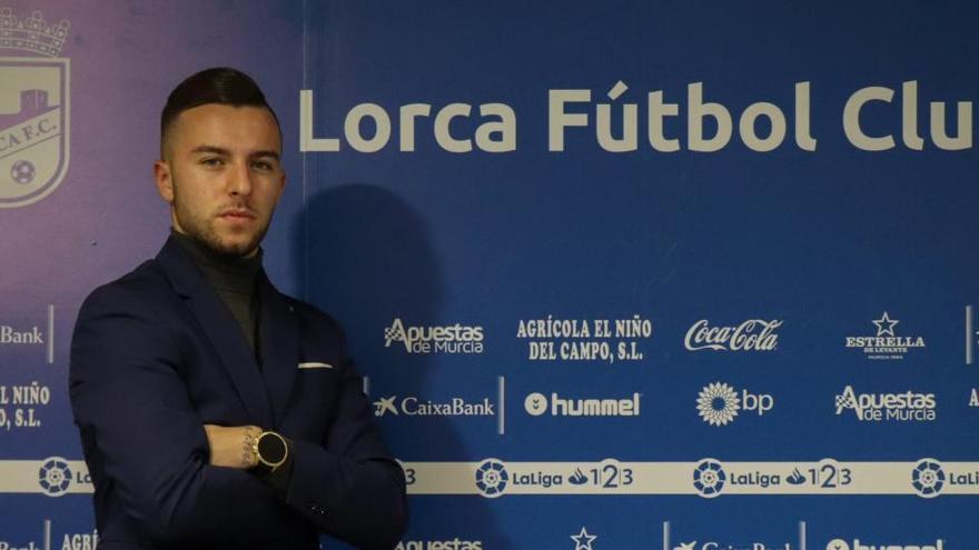 Quique Pina Jr, nuevo director general del Lorca FC