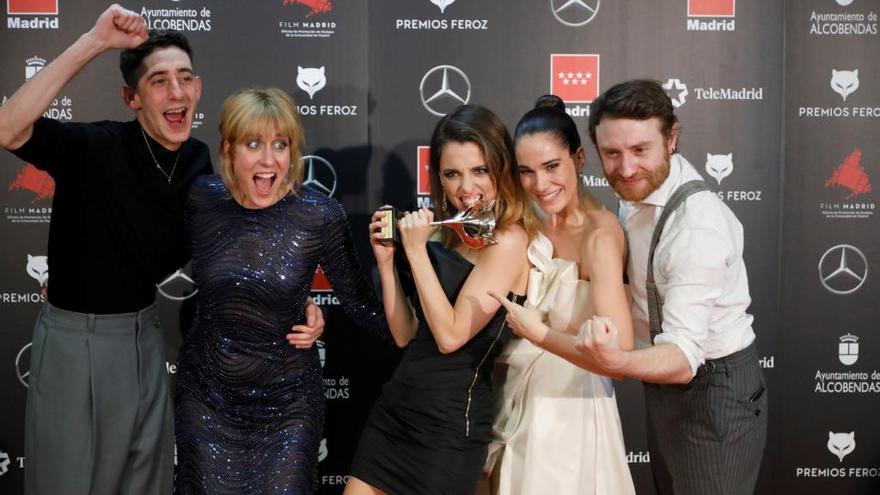 'Vida perfecta' y 'Hierro', mejores series de 2019, según los Premios Feroz
