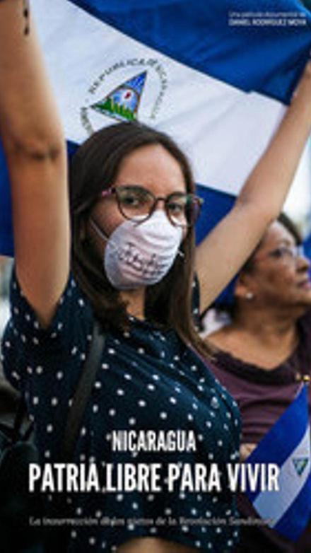 Nicaragua, patria libre para vivir