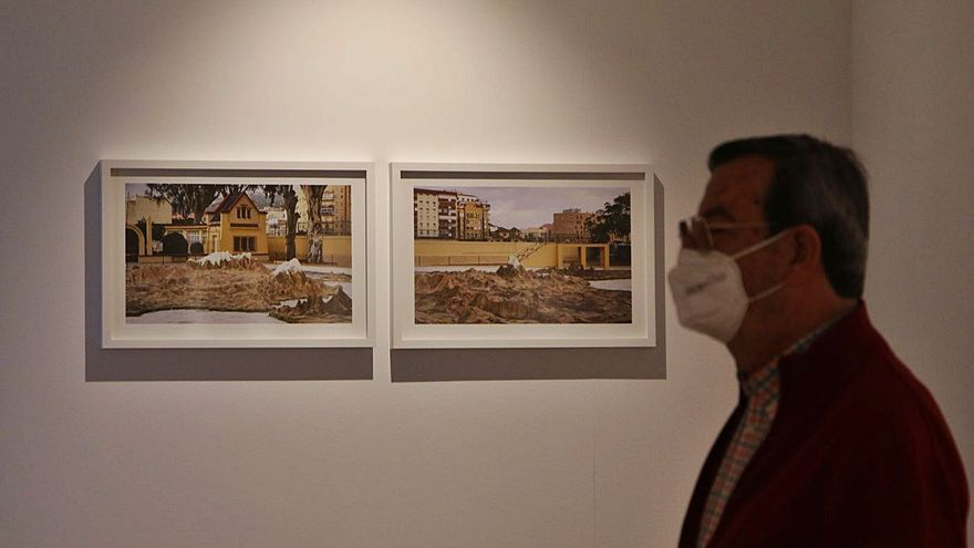 La obra de Miguel Moreno llega a la Casa Góngora