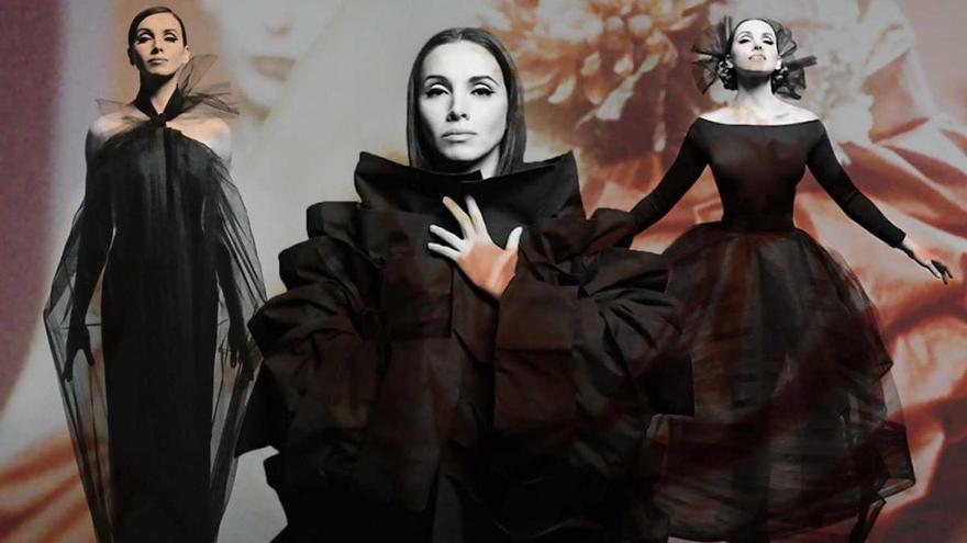 Ana Belén, perfecta embajadora de Jesús Del Pozo en 'Maestros de la Costura'