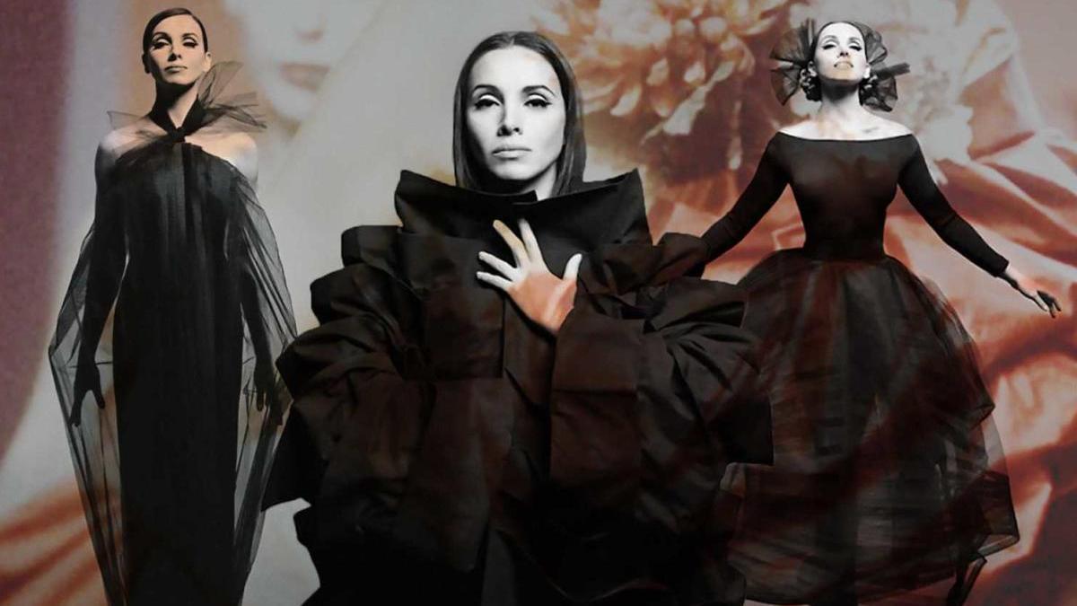 Ana Belén hace un homenaje a Jesús del Pozo en 'Maestros de la Costura'.