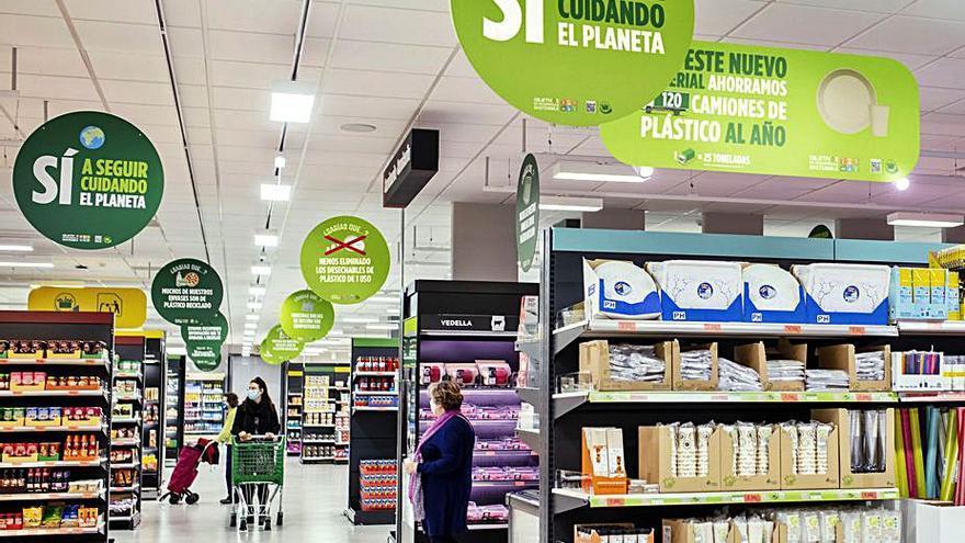 Mercadona elimina los envases plásticos por menaje sostenible