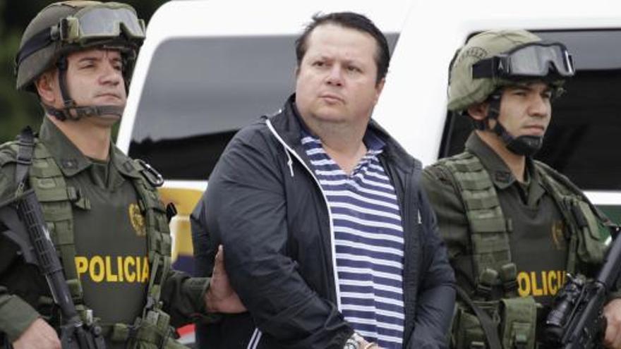 Colombia expulsa al presunto asesino de Facundo Cabral