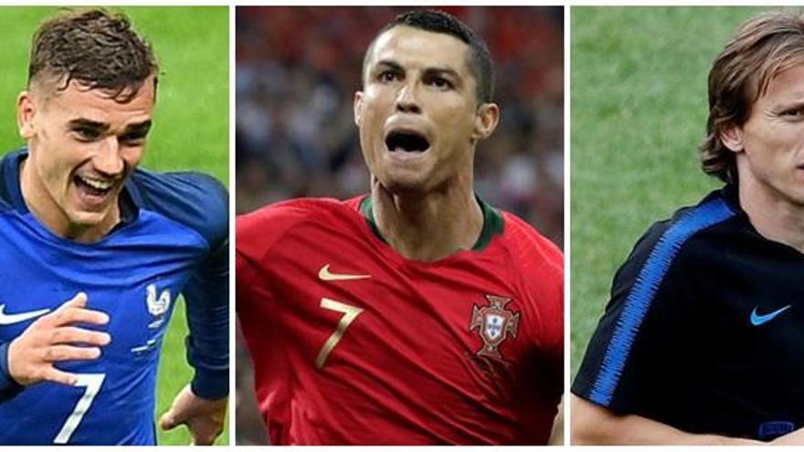 Los posibles rivales de España en la Eurocopa 2020