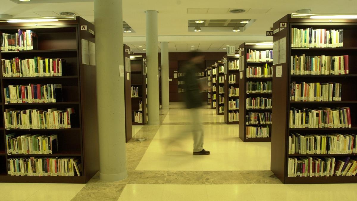 La biblioteca Miguel González Garcés, en A Coruña, pertenece a la red autonómica.