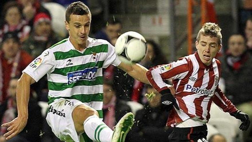 El Eibar se carga al Athletic