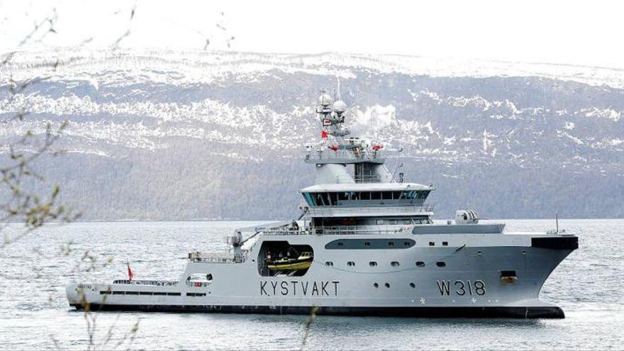 """España y tres países más urgen """"un mensaje claro"""" contra Noruega por el bacalao"""