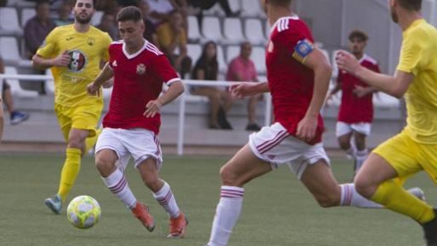 El Eldense machaca al Benigànim con la enésima goleada de la temporada