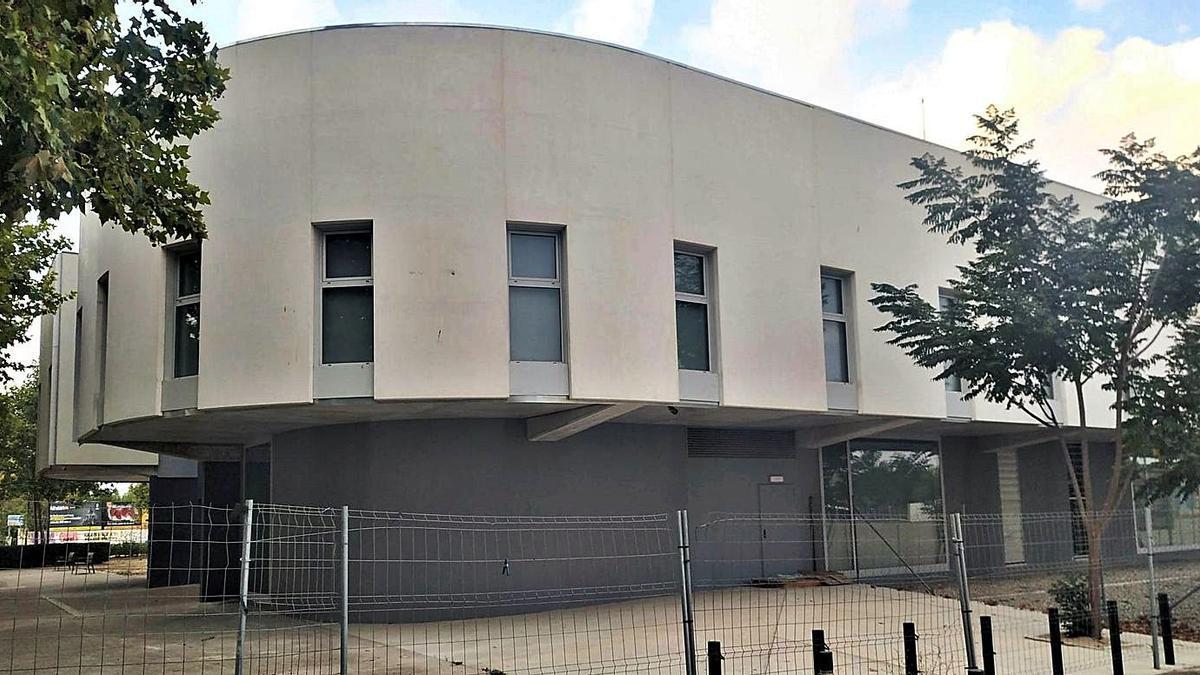 El centre Ferran Sunyer i Balaguer amb l'edifici ampliat | SANTI COLL