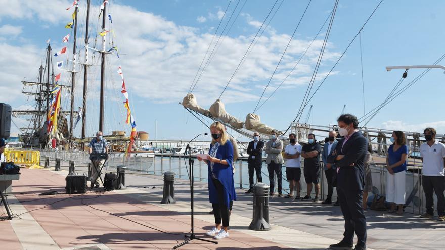 Escala a Castelló espera 200 visitantes a la hora para conectar la ciudad al mar