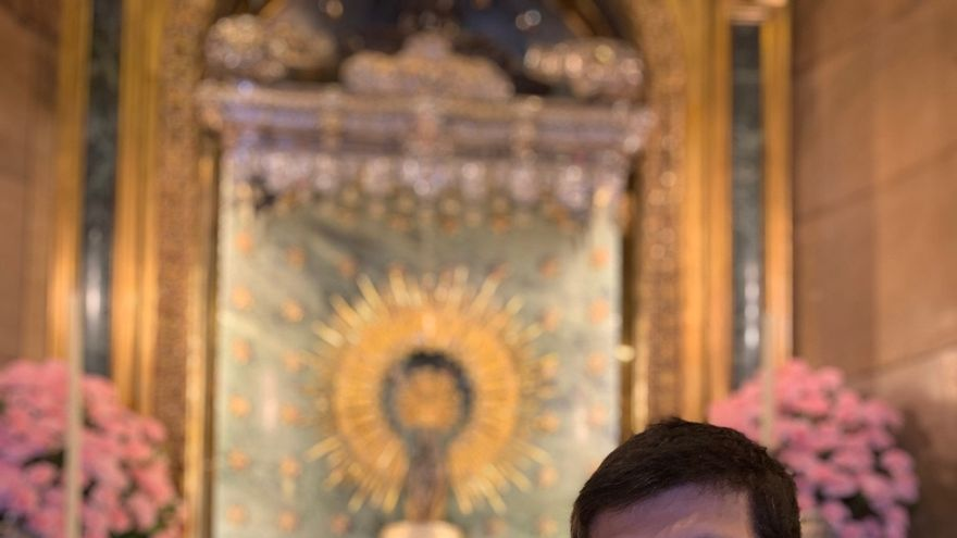 El zaragozano José María Albalad, nuevo director del Secretariado para el Sostenimiento de la Iglesia