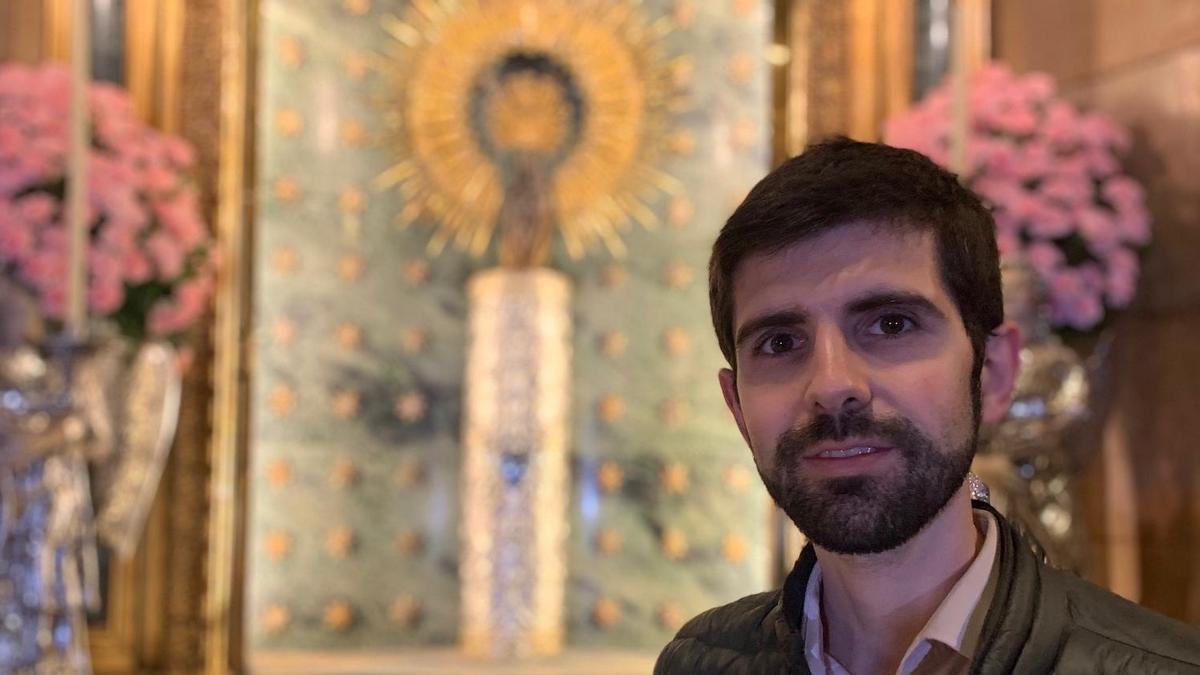 José María Albalad, nuevo director del Secretariado para el Sostenimiento de la Iglesia.