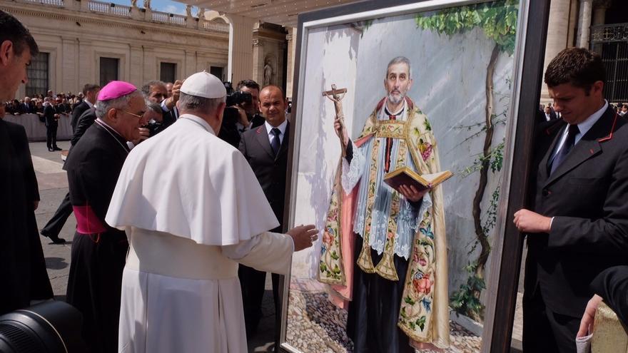"""El obispo recuerda el """"impulso"""" de la Iglesia cuando San Juan de Ávila fue proclamado patrón del clero"""