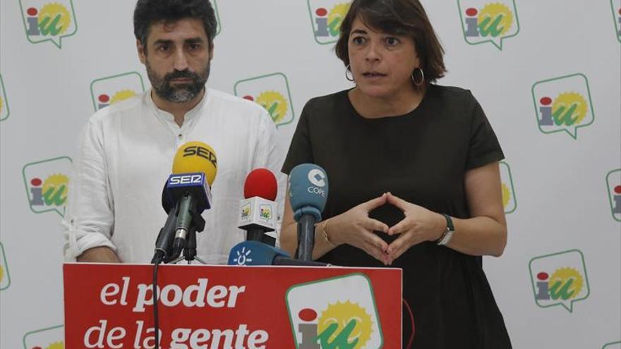 IU exige una resolución firme de la sanción a la Fundación Guadalquivir