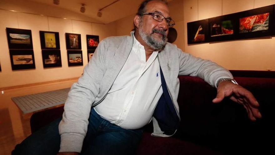 """Armando Menéndez: """" 'El soldadito Lu' es un canto al humilde y al que pide perdón"""""""