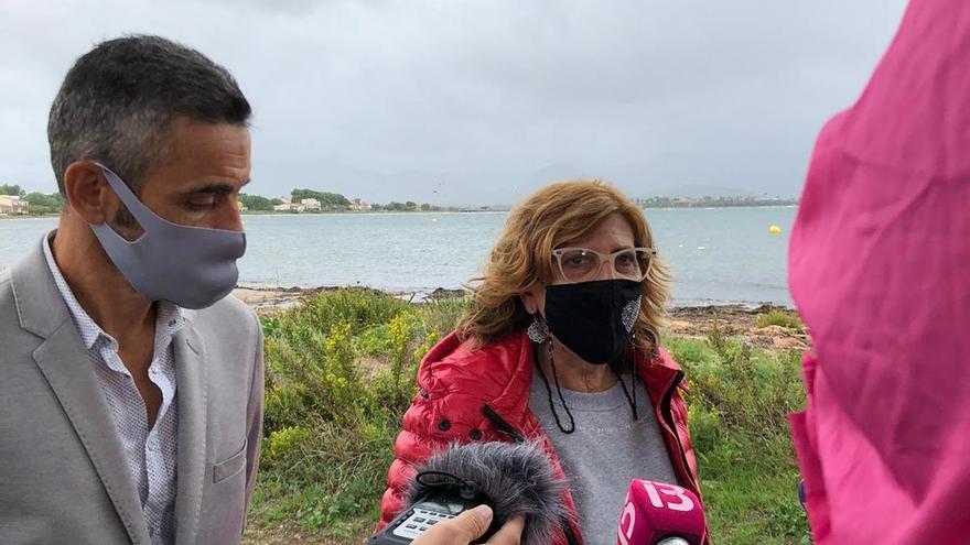 La promotora del 'beach club' de Alcúdia renuncia al proyecto