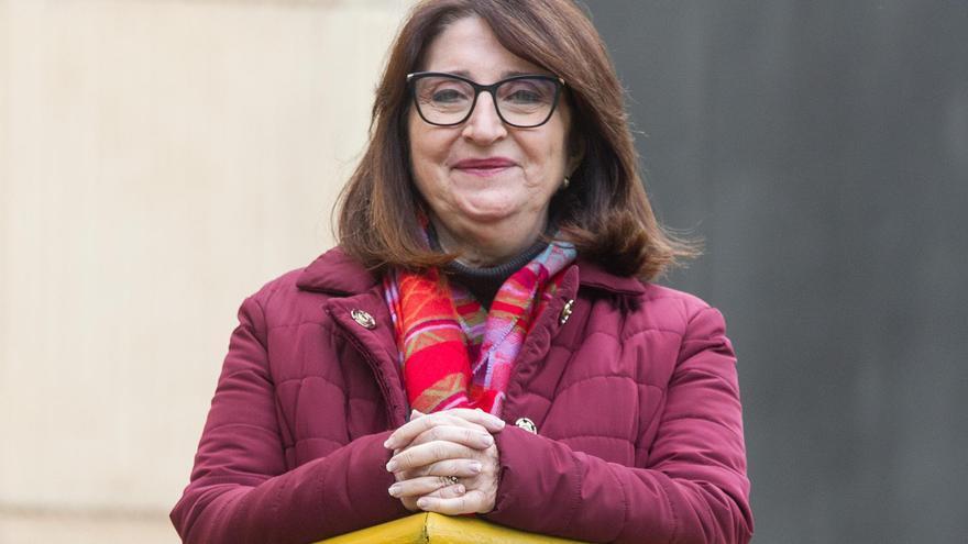 Amparo Navarro es desde mañana la nueva rectora de la Universidad de Alicante