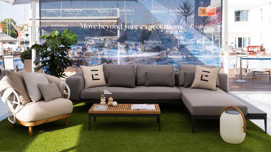 Espacio Home Design, proveedor oficial de mobiliario, transformó los espacios de la 39º Copa del Rey Mapfre