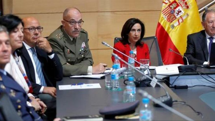 Zaplana alardeó en una carta desde la prisión de que tendrían el apoyo de la responsable del CNI