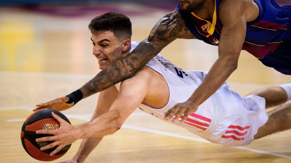 Final de la Liga ACB, segundo partido: FC Barcelona - Real Madrid