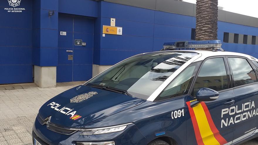 Detenido por amenazar con un cuchillo al personal de un centro sanitario de Canarias