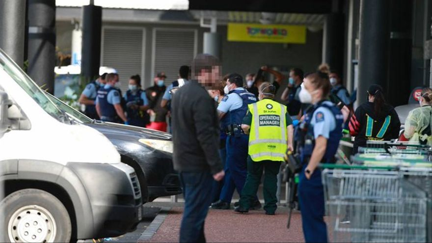Seis heridos por un ataque con cuchillo en un supermercado de Nueva Zelanda