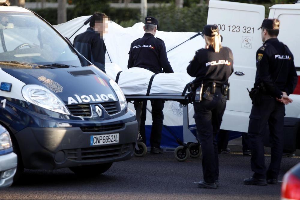 Apuñalamiento mortal en el Bulevar Sur de Valencia