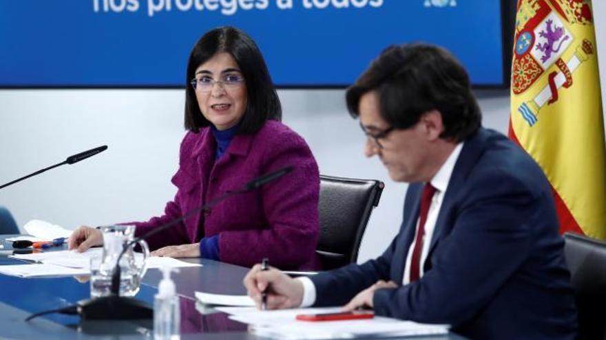 La incidencia acumulada en España se desboca y alcanza a los 492 casos