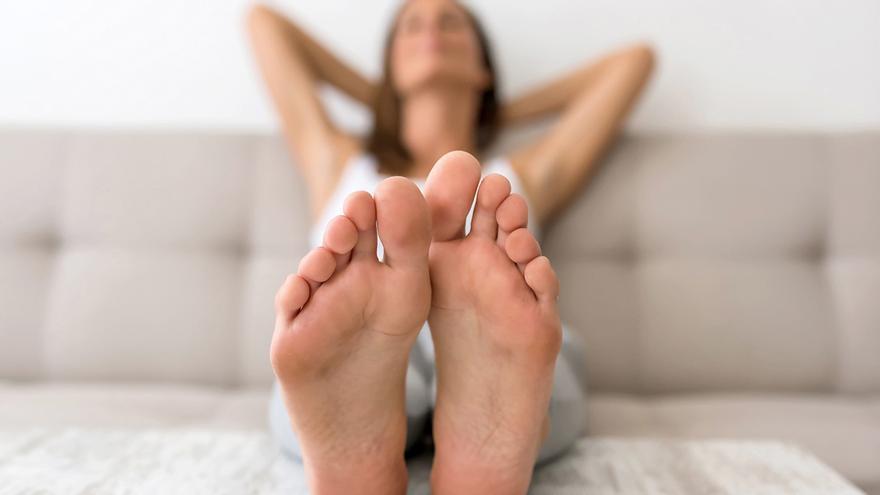 Consejos y ejercicios para aligerar las piernas