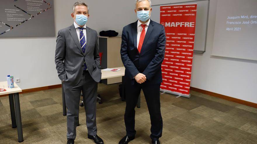 El negocio de MAPFRE en Murcia supera los 93 millones de euros en primas