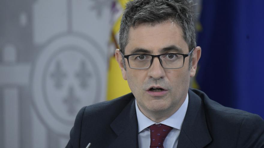 El Gobierno insta al PP a renovar al CGPJ y le recuerda que debe cumplir la Constitución