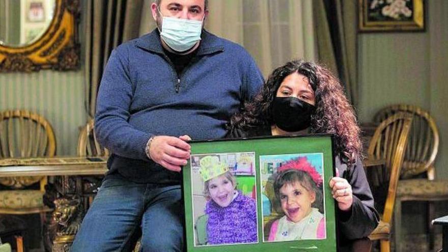 """""""Mi hija ha fallecido de Covid con 12 años. No es una gripe, es muy real"""""""