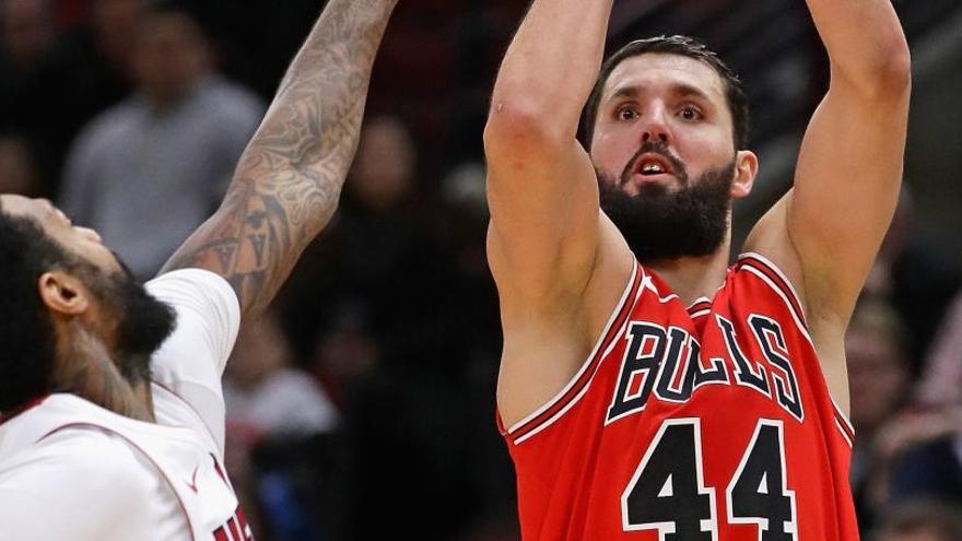 Mirotic destaca a la espera de su posible salida de los Bulls