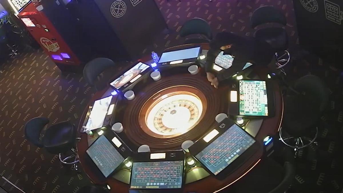 VÍDEO:Desarticulado grupo que ganó más de 800.000 euros manipulando ruletas electrónicas en varias localidades de España