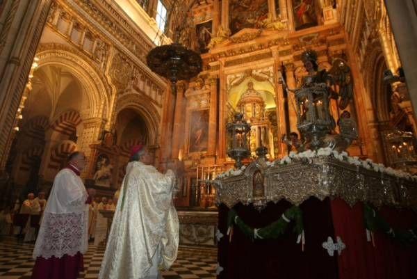 Día de San Rafael en Córdoba