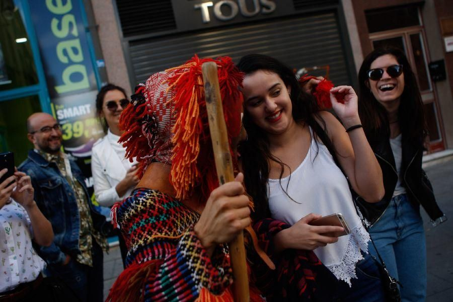 Las Mascaradas toman Zamora