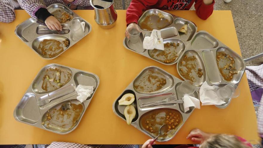 Set ajuntaments de la Selva volen municipalitzar el servei de menjador a les escoles