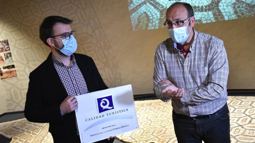 """El Museo de Petrer entra en la lista de los diez de España con la """"Q de Calidad Turística"""""""