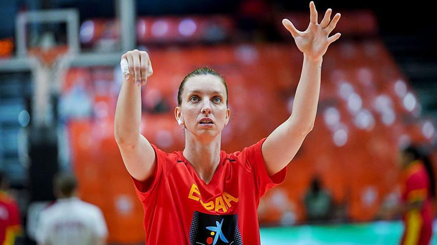 Laura Gil, MVP de los intangibles