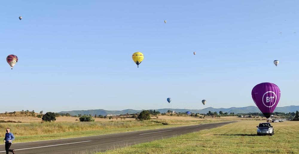 Mostra de l'European Balloon Festival 2020