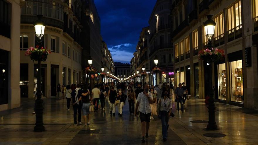 Toque de queda en siete municipios de Málaga y reducción de aforos, las nuevas medidas anticovid